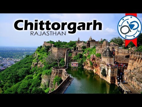 Chittorgarh Fort Tour | chittorgarh ka kila padmavati | Anuj Bucket