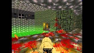 Brutal Doom Chiquito Episodio 3: Este Marine Está Hecho a La Barbacoa