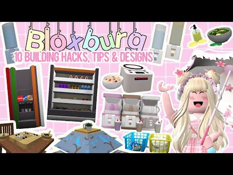 bloxburg-:-10-building-hacks- -tips-&-designs