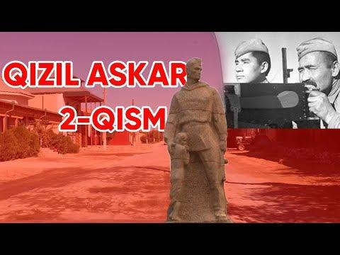 QIZIL ASKAR - 2-QISM - YURTIM YANGIARIQ