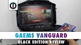 Gaems Vanguard - Black Edition  Review