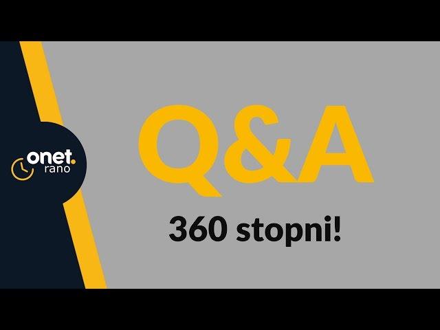 [360] Q&A #5: Jak znaleźć dziewczynę? | #OnetRANO