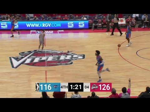 RJ Hunter (26 points) Highlights vs. Oklahoma City Blue