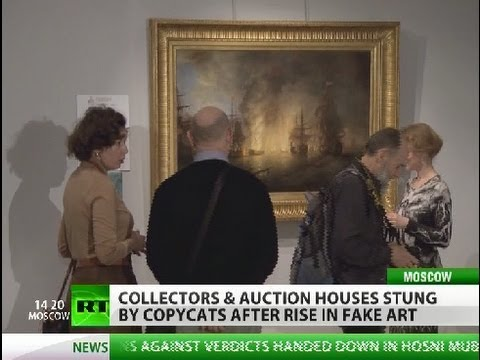 Counterfeit Con: UK collectors in flap over fake art flood