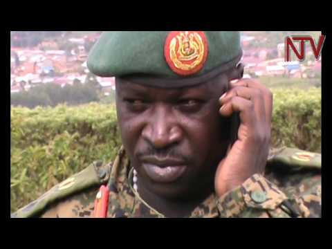 A brief profile of Maj. Gen Peter Elwelu