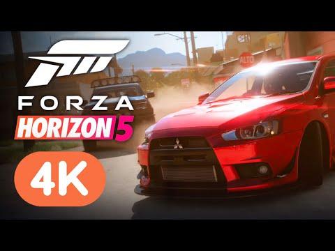 Forza Horizon 5 - Official Release Date Trailer (4K)   E3 2021