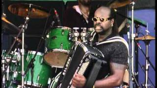 CJ Chenier and the Red Hot Louisiana Band