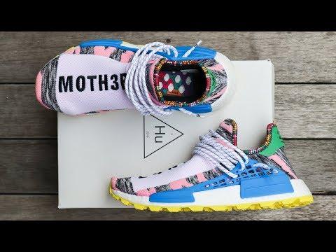 pharrell williams motherland shoes