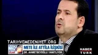 Hunlar Türk Mü ???