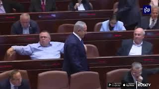 """الخارجية الفلسطينية ترفض تصريحات نتنياهو """"الفاشية"""" (17/11/2019)"""