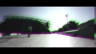 CANON EOS 7D FISH EYE TEST: SKATE SESSION IN PARIS BERCY