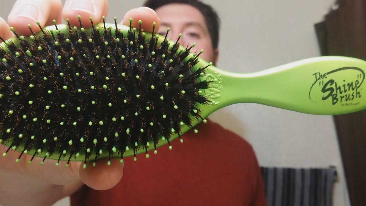 Original Detangler Hair Brush Teal by wet brush #4