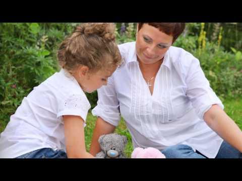 красивая фото сессия с ребенком
