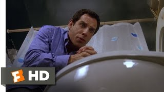 Along Came Polly (5/10) Movie CLIP - Praying to the Porcelain God (2004) HD