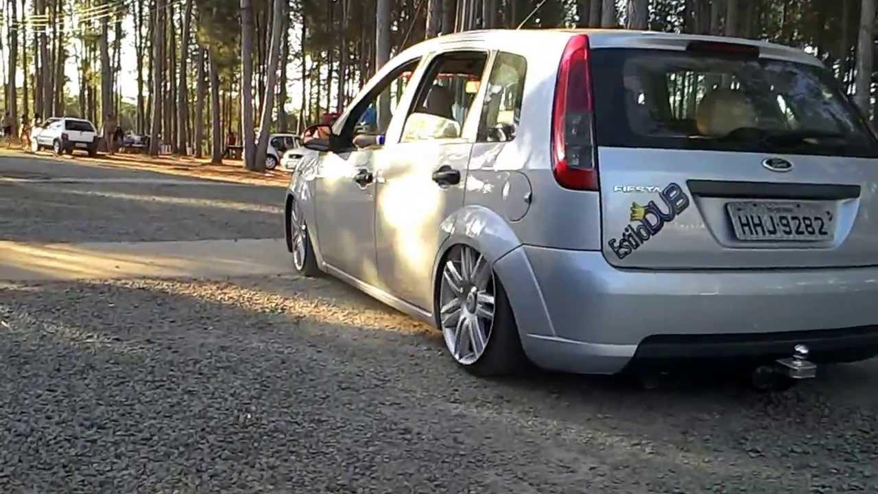 Ford Fiesta Sedan >> O Fiesta mais baixo do Brasil !!! em caldas novas - YouTube