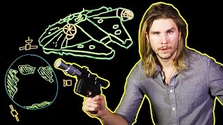 Why Han Solo Is a Time Traveler! (Because Science w/ Kyle Hill)