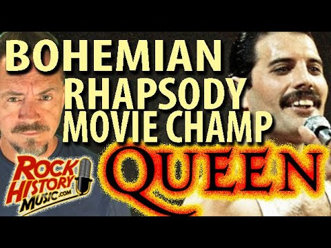 Queen's Bohemian Rhapsody Officially the Biggest Music Biopic EVER & That New Tour Mp3