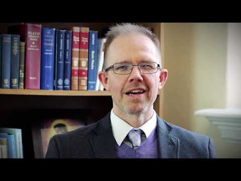 Dr  Matthew Siebert Discusses the Value of Philosophy