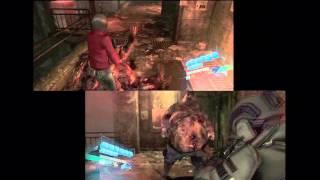 Resident evil 6 - truco para conseguir puntos de habilidad infinitos