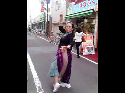 池田 麻美 ベリー ダンス 『家、ついて行ってイイですか?』出演のベリーダンスの女性は誰?池...
