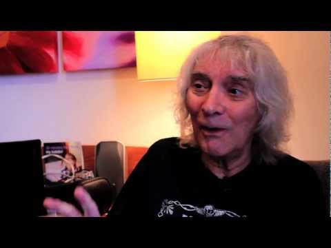 Albert Lee on the Everly Brothers Reunion Concert 1983