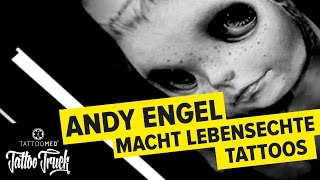 Interview mit: ANDY ENGEL mit dem TATTOO TRUCK | TattooMed