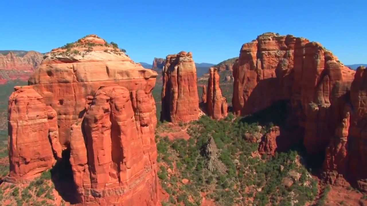 Sedona's Best Visitor's Guide  Sedona Air Tours of the Beauty of Sedona.