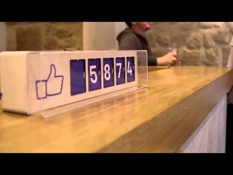 Contatore Fisico Facebook Like