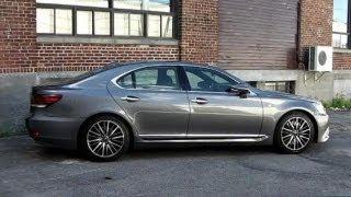 Lexus Self-Closing Doors and Power Trunk Video Review - ABTL Auto Extras