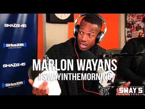 Hilarious Marlon Wayans on '50 Shades of Black', Athletic Sperm & Adding a Comedy Category to Oscars