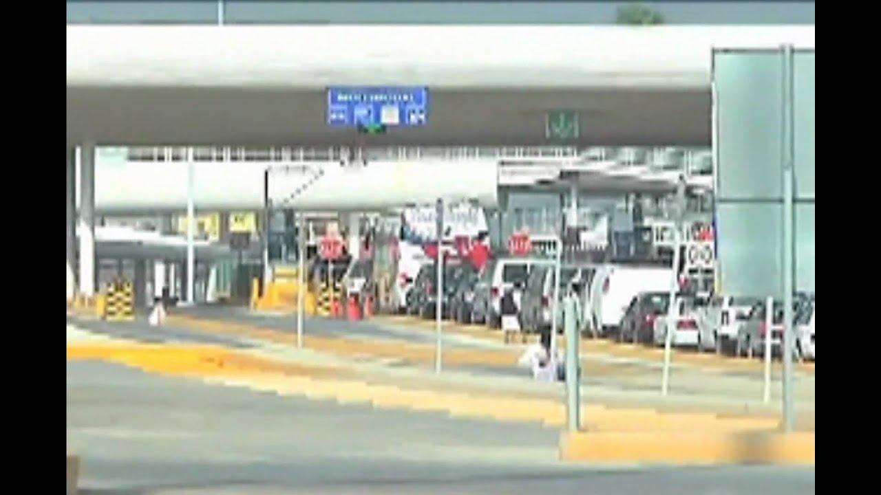 Puentes Internacionales de Reynosa al tope