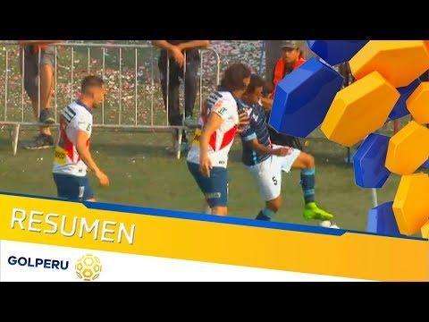 Resumen: Deportivo Municipal 0-0 Real Garcilaso
