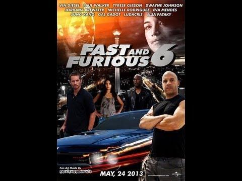 Fast & Furious 6 A todo gas 6  Trailer Español HD)