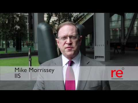 Mike Morrissey on The 2017 Global Insurance Forum in London