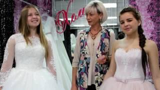 Один день в салоне свадебной моды