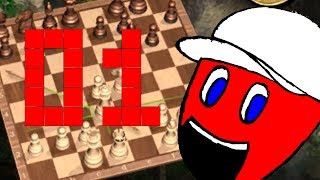 THE CRUSADES BEGIN - Majestic Chess Episode 1