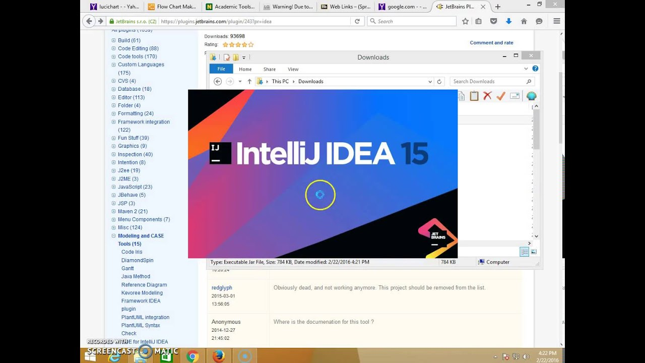 Create umldiagram with simpleuml intellijidea youtube create umldiagram with simpleuml intellijidea ccuart Images