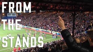 From The Stands: Crystal Palace 2-1 Tottenham Hotspur