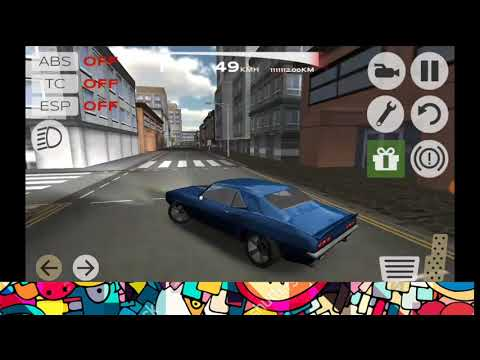 Extreme Car Driving Simulator (MOD, Unlimited Money) 4.17.6.apk  Android 4.1 +