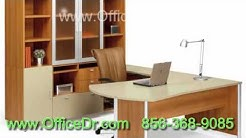 Lacasse Office Furniture - Supreme Contemporary Style Office Furniture