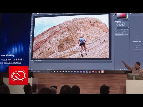 Photoshop Tips & Tricks (NAB Show 2017) | Adobe Creative Cloud