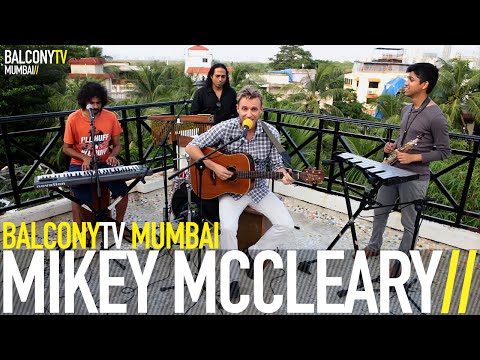 MIKEY MCCLEARY - THE WORLD IS OUR PLAYGROUND (BalconyTV)