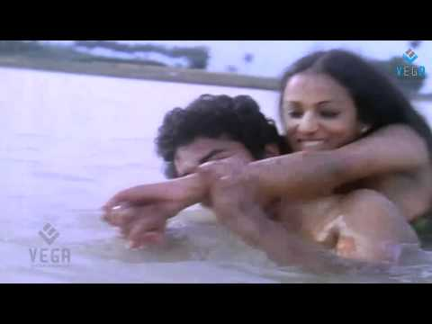 Nalini Fun With Shankar In River : Jaathi Pookal
