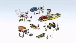 Lego City - Rally Race - Vehicles Collection