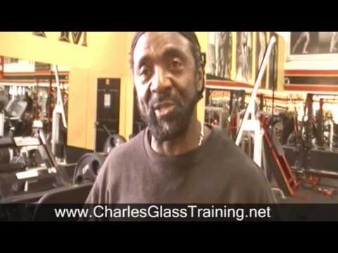 Charles Glass: What is Proper Form? When to train heavy? Godfather of Bodybuilding...