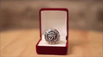 Silver Egyptian Ring - Eye of Horus Ring