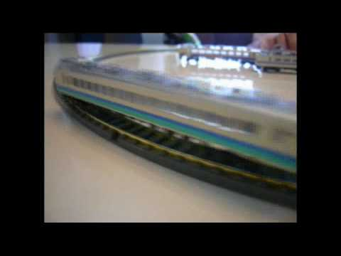 World's Smallest and Cheapest Train Model (1/220, $10)