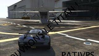 Tuto GTA Online : Ouvrir la porte arrière du Titan