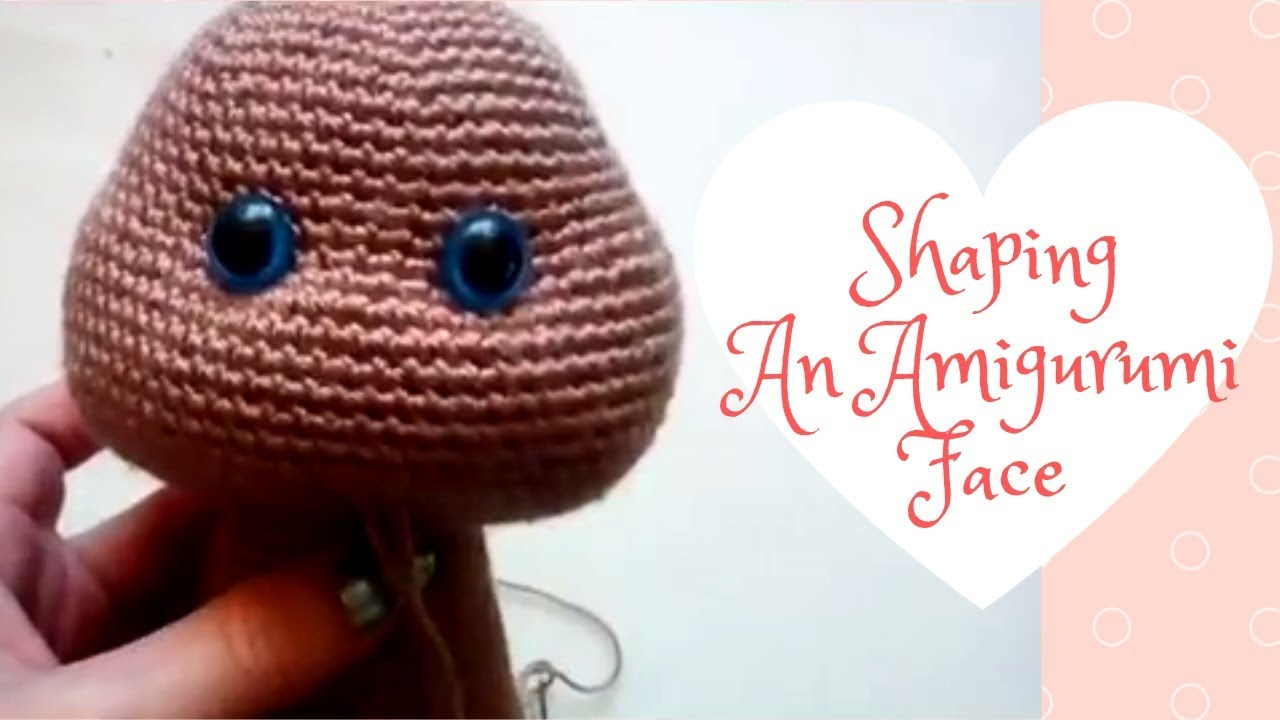 How to stitch teddy bear nose | Crochet teddy bear pattern ... | 720x1280