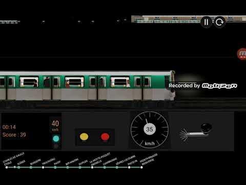 paris metro simulator 3 youtube. Black Bedroom Furniture Sets. Home Design Ideas